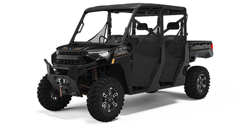 2022 Polaris Ranger Crew XP 1000 Texas Edition at Sloans Motorcycle ATV, Murfreesboro, TN, 37129