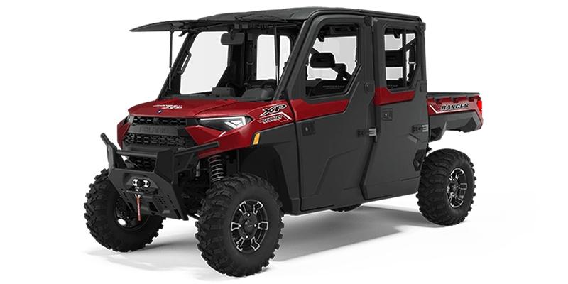 2022 Polaris Ranger Crew XP 1000 NorthStar Edition Ultimate at Sloans Motorcycle ATV, Murfreesboro, TN, 37129