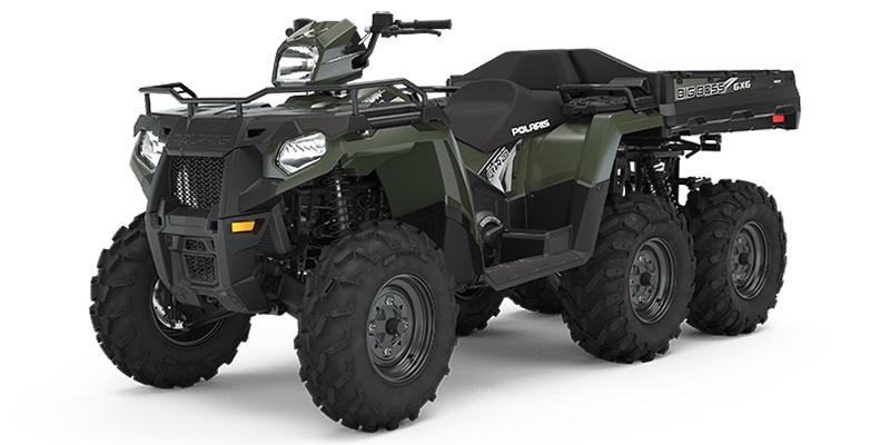 2022 Polaris Sportsman 6x6 570 at Sloans Motorcycle ATV, Murfreesboro, TN, 37129