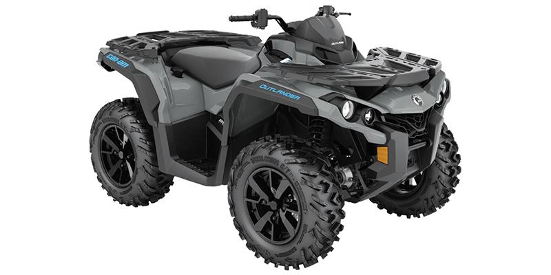 2022 Can-Am Outlander DPS 850 at Sloans Motorcycle ATV, Murfreesboro, TN, 37129