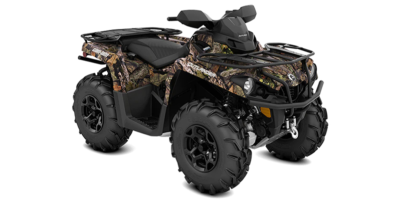 2022 Can-Am Outlander Mossy Oak Edition 570 at Sloans Motorcycle ATV, Murfreesboro, TN, 37129