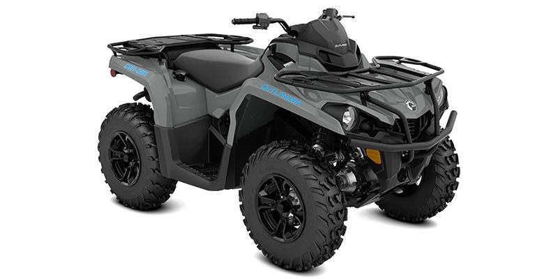 2022 Can-Am Outlander DPS 570 at Sloans Motorcycle ATV, Murfreesboro, TN, 37129