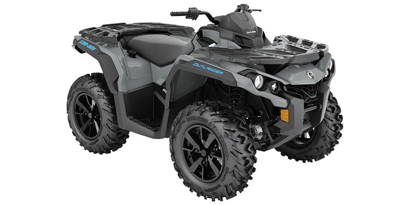 2022 Can-Am Outlander DPS 650 at Sloans Motorcycle ATV, Murfreesboro, TN, 37129