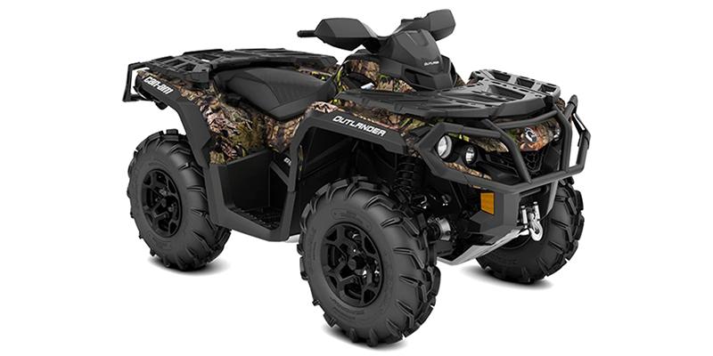 2022 Can-Am Outlander Mossy Oak Edition 650 at Sloans Motorcycle ATV, Murfreesboro, TN, 37129