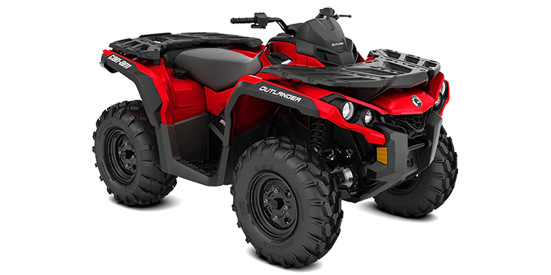 2022 Can-Am Outlander 850 at Sloans Motorcycle ATV, Murfreesboro, TN, 37129