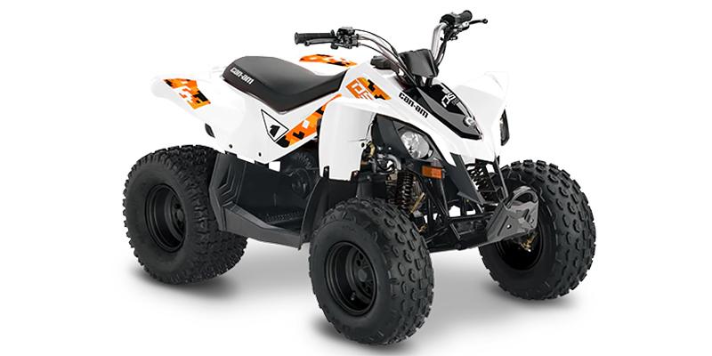 2022 Can-Am DS 90 at Sloans Motorcycle ATV, Murfreesboro, TN, 37129