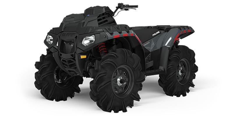 2022 Polaris Sportsman 850 High Lifter Edition at Sloans Motorcycle ATV, Murfreesboro, TN, 37129