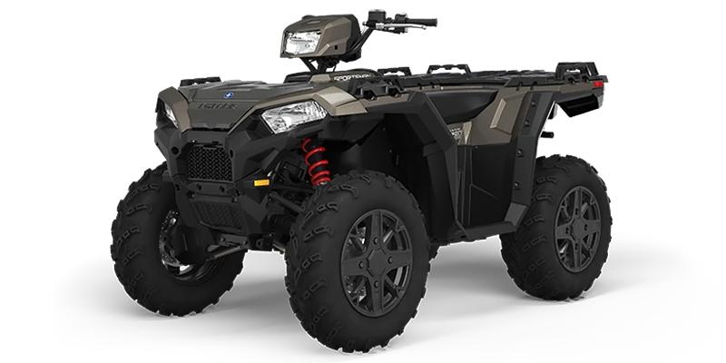 2022 Polaris Sportsman 850 Premium at Sloans Motorcycle ATV, Murfreesboro, TN, 37129