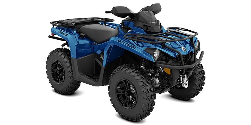 2022 Can-Am Outlander XT 570 at Sloans Motorcycle ATV, Murfreesboro, TN, 37129