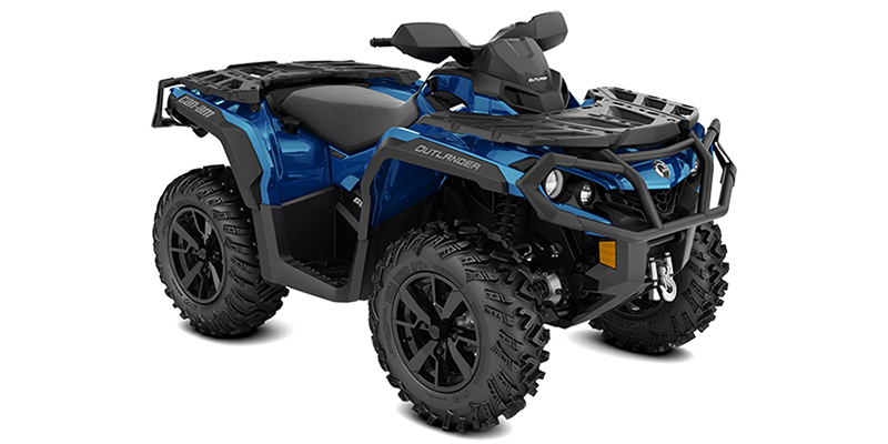 2022 Can-Am Outlander XT 650 at Sloans Motorcycle ATV, Murfreesboro, TN, 37129
