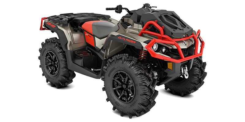 2022 Can-Am Outlander X mr 1000R at Sloans Motorcycle ATV, Murfreesboro, TN, 37129