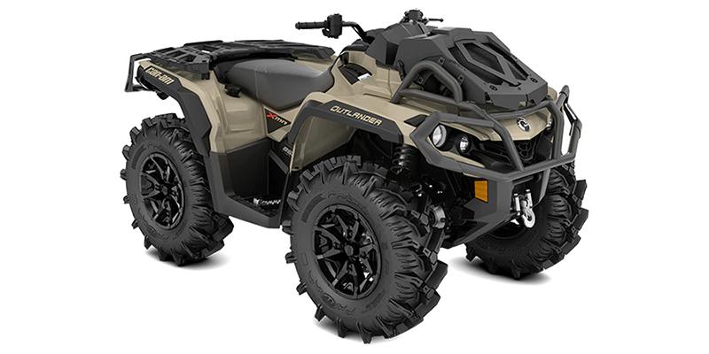 2022 Can-Am Outlander X mr 850 at Sloans Motorcycle ATV, Murfreesboro, TN, 37129