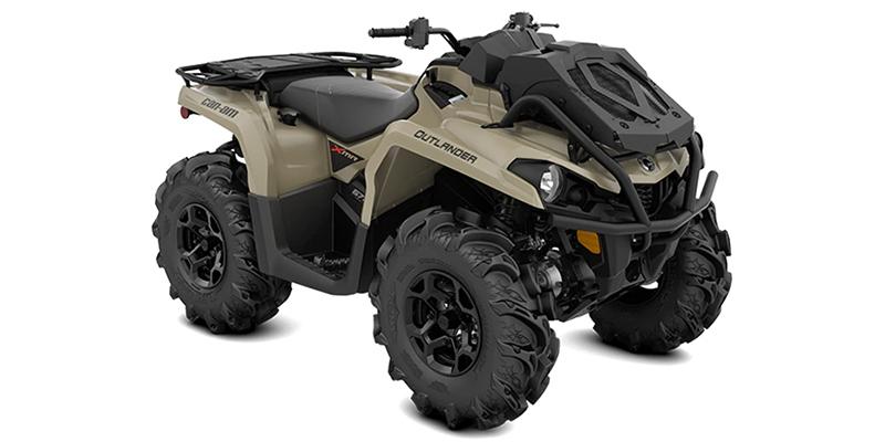 2022 Can-Am Outlander X mr 570 at Sloans Motorcycle ATV, Murfreesboro, TN, 37129