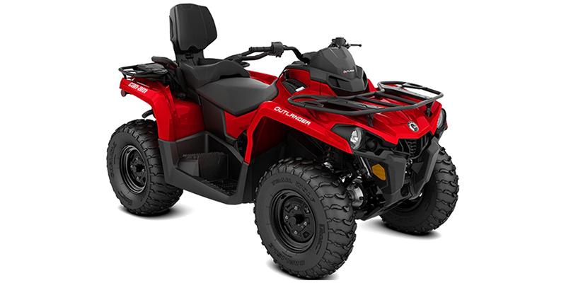 2022 Can-Am Outlander MAX 450 at Sloans Motorcycle ATV, Murfreesboro, TN, 37129
