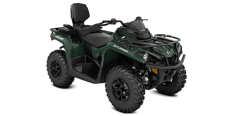 2022 Can-Am Outlander MAX DPS 570 at Sloans Motorcycle ATV, Murfreesboro, TN, 37129