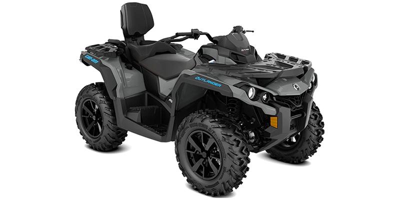 2022 Can-Am Outlander MAX DPS 650 at Sloans Motorcycle ATV, Murfreesboro, TN, 37129