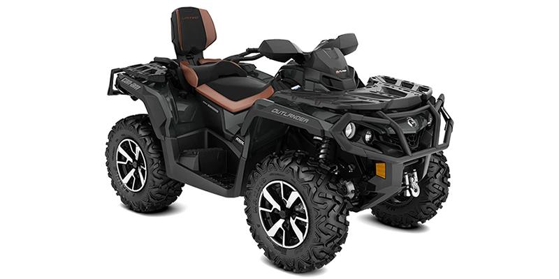 2022 Can-Am Outlander MAX Limited 1000R at Sloans Motorcycle ATV, Murfreesboro, TN, 37129