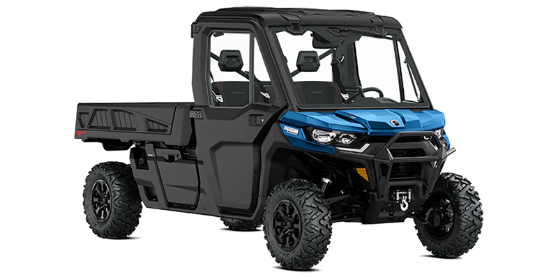 2022 Can-Am Defender PRO Limited HD 10 at Sloans Motorcycle ATV, Murfreesboro, TN, 37129