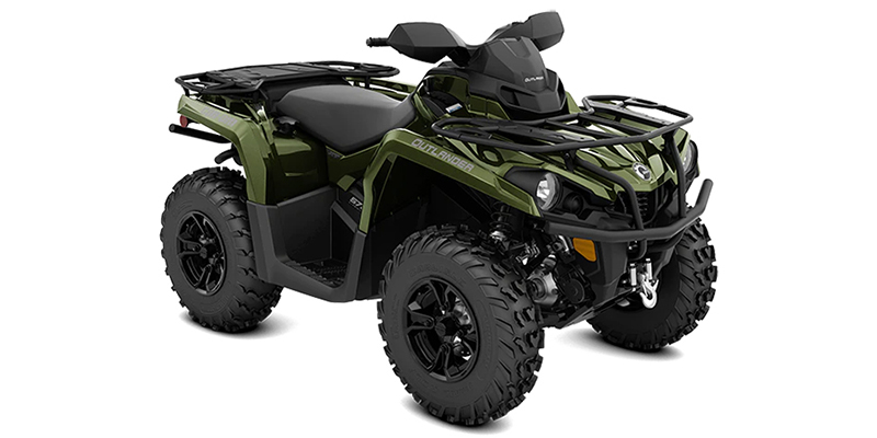 2022 Can-Am Outlander MAX XT 570 at Sloans Motorcycle ATV, Murfreesboro, TN, 37129