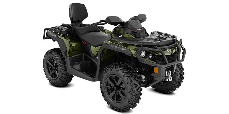 2022 Can-Am Outlander MAX XT 850 at Sloans Motorcycle ATV, Murfreesboro, TN, 37129