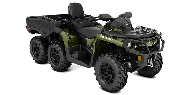 2022 Can-Am Outlander MAX 6x6 XT 1000 at Sloans Motorcycle ATV, Murfreesboro, TN, 37129