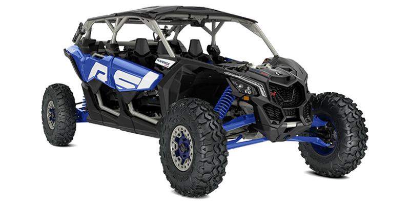 2022 Can-Am Maverick X3 MAX X rs TURBO RR at Sloans Motorcycle ATV, Murfreesboro, TN, 37129