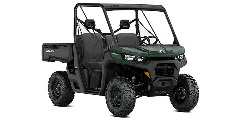 2022 Can-Am Defender HD7 at Sloans Motorcycle ATV, Murfreesboro, TN, 37129