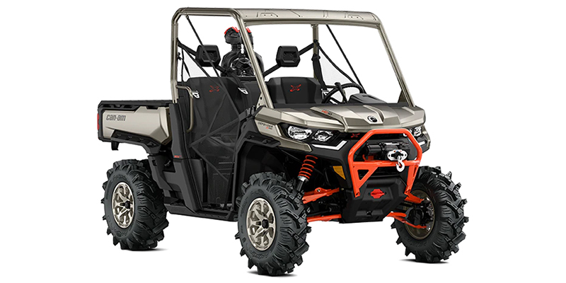 2022 Can-Am Defender X mr HD10 at Sloans Motorcycle ATV, Murfreesboro, TN, 37129