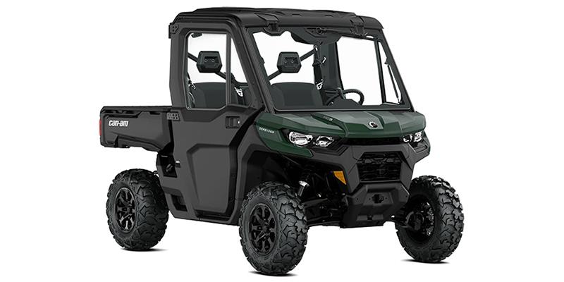 2022 Can-Am Defender DPS CAB HD9 at Sloans Motorcycle ATV, Murfreesboro, TN, 37129