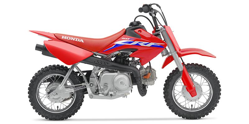 2022 Honda CRF 50F at Sloans Motorcycle ATV, Murfreesboro, TN, 37129