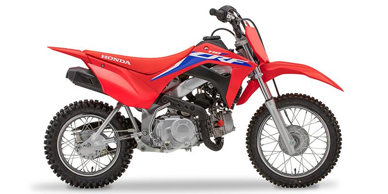 2022 Honda CRF 110F at Sloans Motorcycle ATV, Murfreesboro, TN, 37129