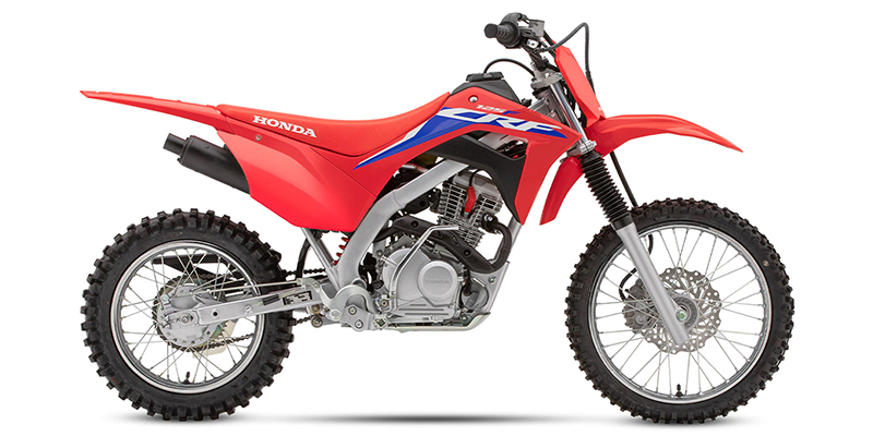 2022 Honda CRF 125F at Sloans Motorcycle ATV, Murfreesboro, TN, 37129
