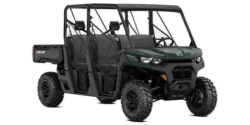 2022 Can-Am Defender MAX DPS HD9 at Sloans Motorcycle ATV, Murfreesboro, TN, 37129