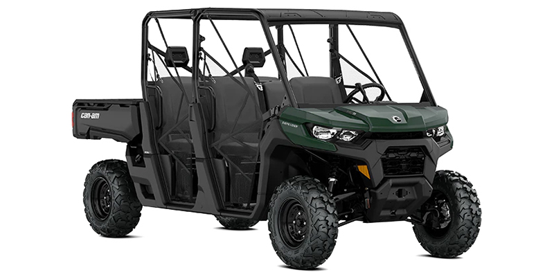 2022 Can-Am Defender MAX HD7 at Sloans Motorcycle ATV, Murfreesboro, TN, 37129