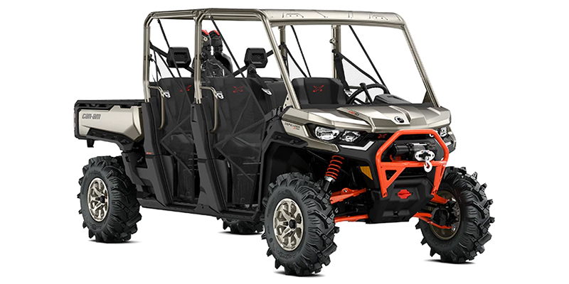2022 Can-Am Defender MAX X mr HD10 at Sloans Motorcycle ATV, Murfreesboro, TN, 37129