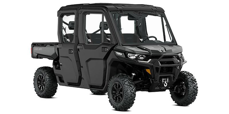 2022 Can-Am Defender MAX Limited HD10 at Sloans Motorcycle ATV, Murfreesboro, TN, 37129