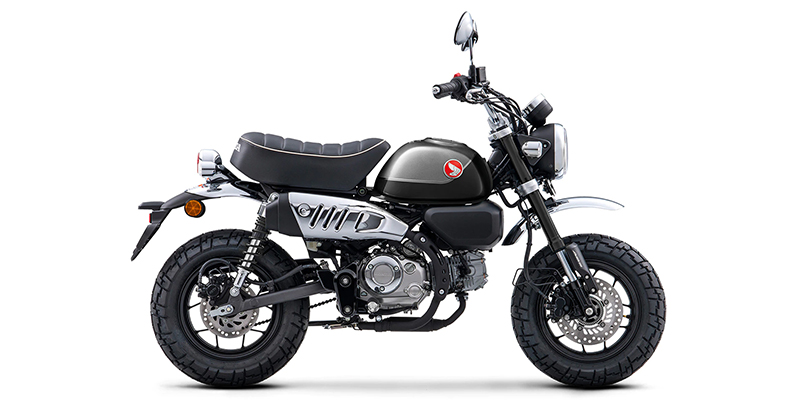 2022 Honda Monkey ABS at Sloans Motorcycle ATV, Murfreesboro, TN, 37129
