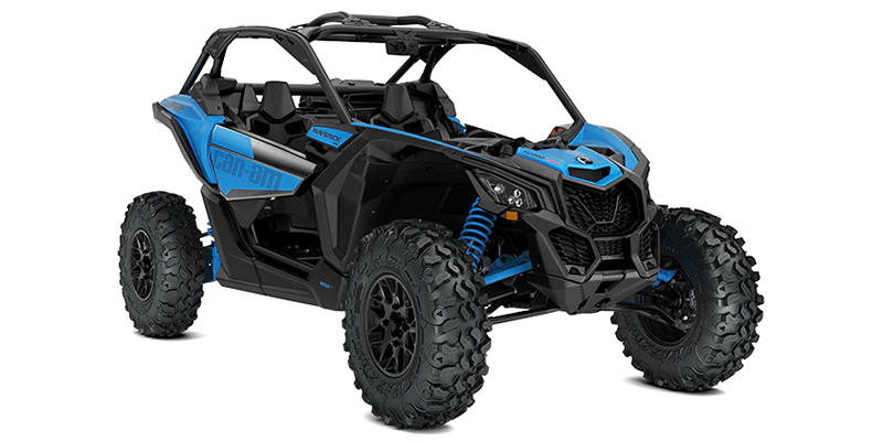 2022 Can-Am Maverick X3 DS TURBO RR at Sloans Motorcycle ATV, Murfreesboro, TN, 37129