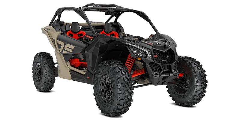 2022 Can-Am Maverick X3 X ds TURBO RR at Sloans Motorcycle ATV, Murfreesboro, TN, 37129