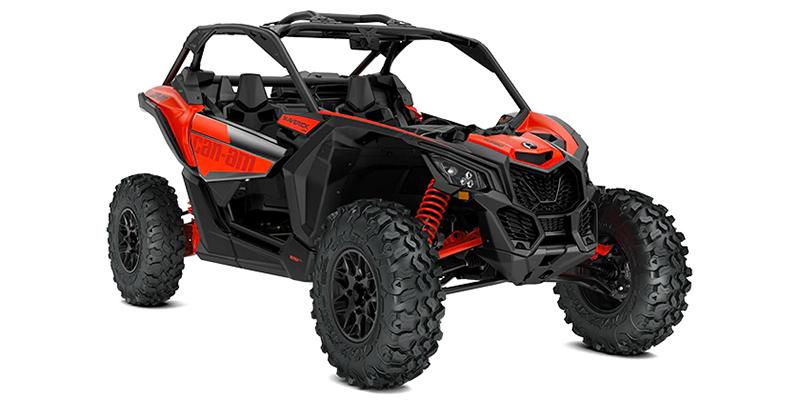 2022 Can-Am Maverick X3 DS TURBO at Sloans Motorcycle ATV, Murfreesboro, TN, 37129