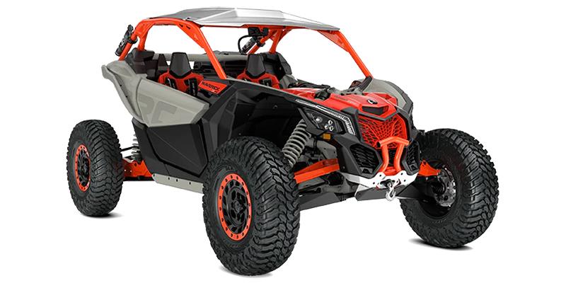 2022 Can-Am Maverick X3 X rc TURBO RR 72 Inch at Sloans Motorcycle ATV, Murfreesboro, TN, 37129