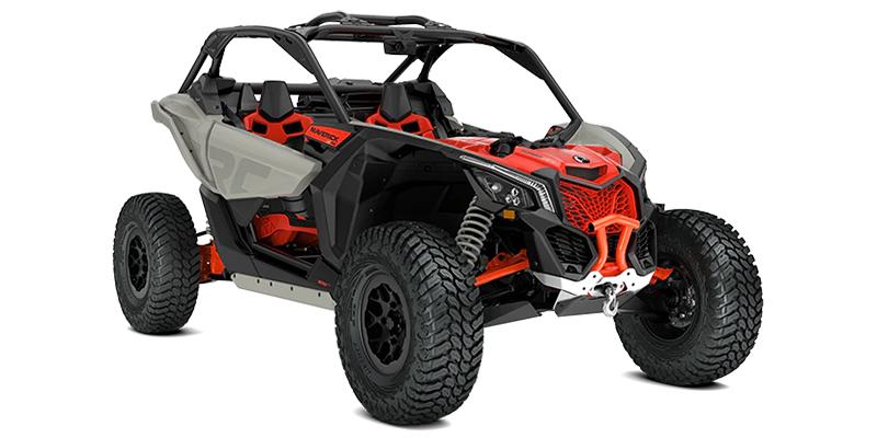 2022 Can-Am Maverick X3 X rc TURBO RR 64 Inch at Sloans Motorcycle ATV, Murfreesboro, TN, 37129