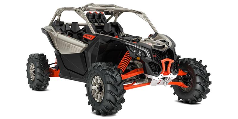 2022 Can-Am Maverick X3 X mr TURBO RR 72 Inch at Sloans Motorcycle ATV, Murfreesboro, TN, 37129
