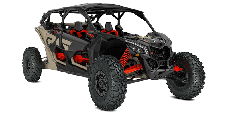 2022 Can-Am Maverick X3 X rs TURBO RR With SMART-SHOX at Sloans Motorcycle ATV, Murfreesboro, TN, 37129
