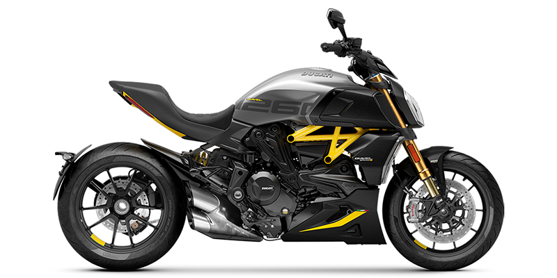 Diavel 1260 S at Aces Motorcycles - Fort Collins