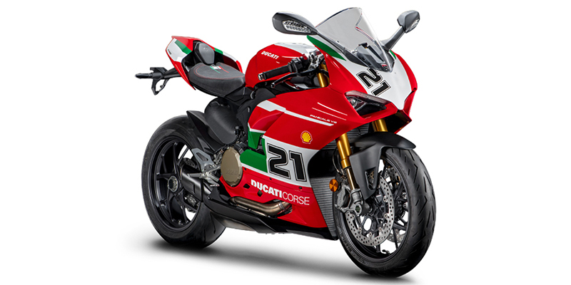 Panigale V2 Bayliss 1st Championship 20th Anniversary at Eurosport Cycle