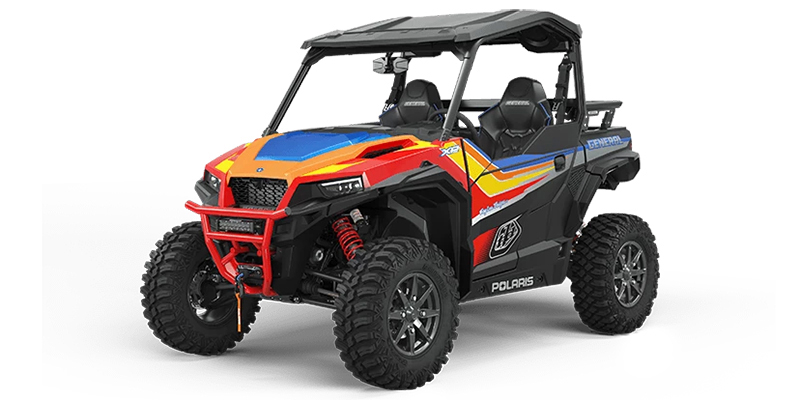 GENERAL® XP 1000 Troy Lee Designs Edition at Polaris of Ruston
