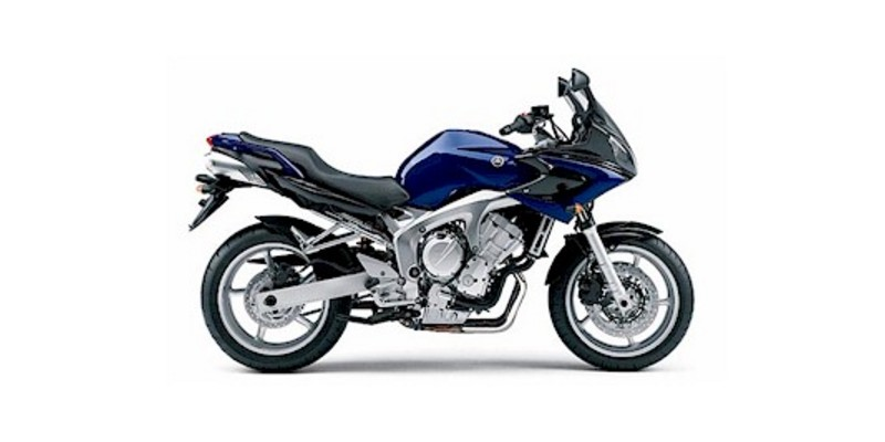 2004 Yamaha FZ 6 at Rod's Ride On Powersports, La Crosse, WI 54601