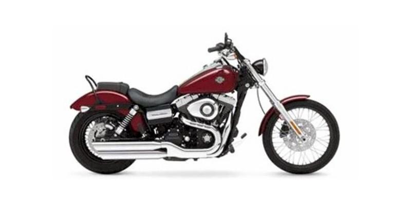 2010 Harley-Davidson Dyna Glide Wide Glide at #1 Cycle Center Harley-Davidson