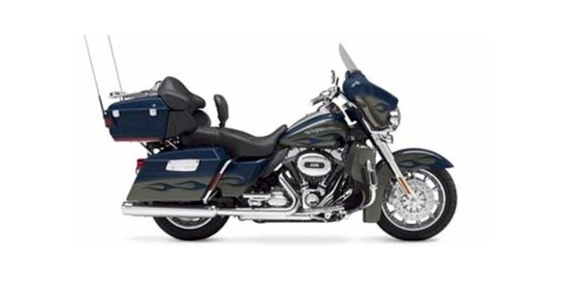 2010 Harley-Davidson Electra Glide CVO Ultra Classic at Legacy Harley-Davidson